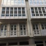 Aerotermiaen cascada para climatizar un edificio de 14 viviendas en Lugo