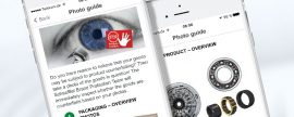 Schaeffler desarrolla una aplicación para luchar contra las falsificaciones