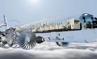 El proyecto HighVolt investiga la transición a los aviones eléctricos