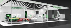 Schaeffler presenta en el IAA sus novedades para híbridos y eléctricos
