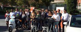 Ciudadanos presenta una Iniciativa para dotar de carsharing a la zona oeste de Madrid