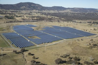 South Australia energy targets