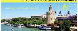 La 9ª Conferencia Española Passivhaus prevé congregar a más de 500 asistentes