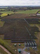 Fotovoltaica en Reino Unido: Inauguran la primera planta sin subvenciones