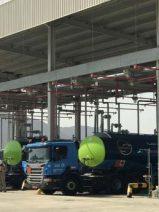 OLC, compañía filial de CLH, inicia sus operaciones comerciales en Omán