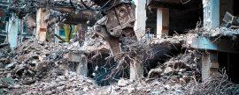 España, lejos de la meta de valorizar el 70% de residuos de construcción