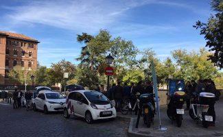 Reducir el vehículo privado de las ciudades
