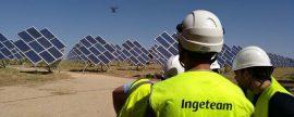 SCARAB: Drones para plantas fotovoltaicas