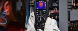 FLIR ha lanzado el multímetro digital termográfico industrial DM285