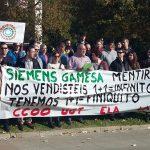 Siemens Gamesa retira el ERE. No habrá despidos en España, sí medidas no traumáticas