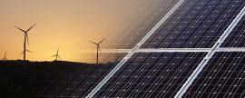 2017 se despide con un aumento de la generación renovable