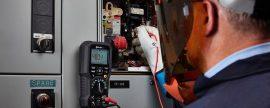 FLIR anuncia el multímetro industrial con RMS real FLIR DM91