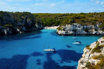 New electric cable between Mallorca and Menorca