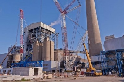 Los Barrios (Cádiz) coal power plant to reduce its nitrogen oxide