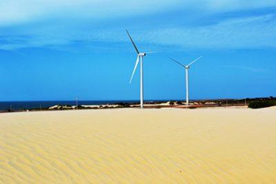 Cuba wind farms