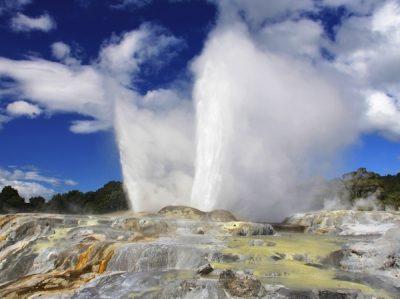 geothermal China