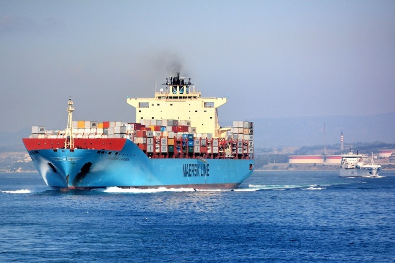transporte marítimo europeo