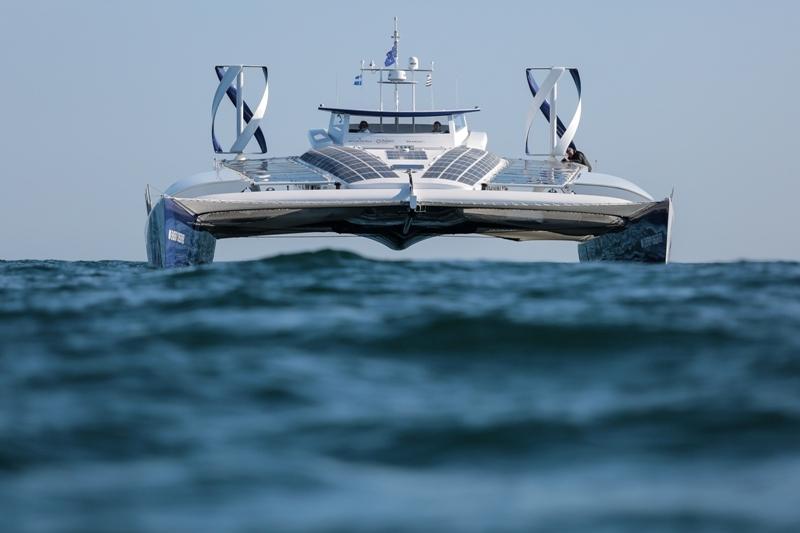 emisiones de los barcos