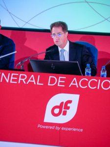 José María Orihuela, consejero delegado de Duro Felguera