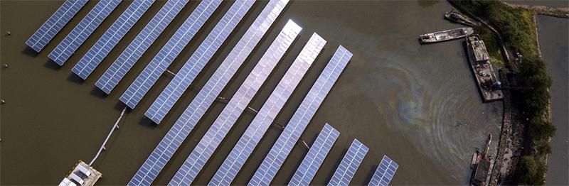 La inversión mundial en energía limpia se ralentiza en el primer ...