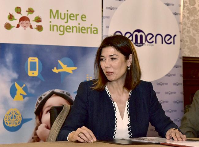 Firma del convenio entre AEMENER y la Real Academia de Ingeniería.