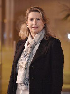 Sara Gómez es Ingeniera Industrial y consejera de la Real Academia de Ingeniería.