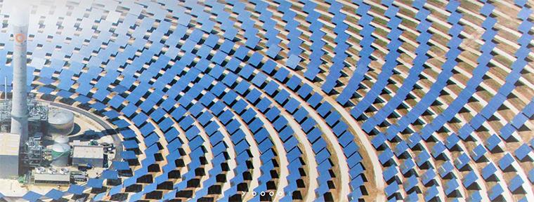 España es líder internacional en generación de energía termosolar.