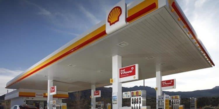 Estación de servicio de Shell. Foto: Europa Press.