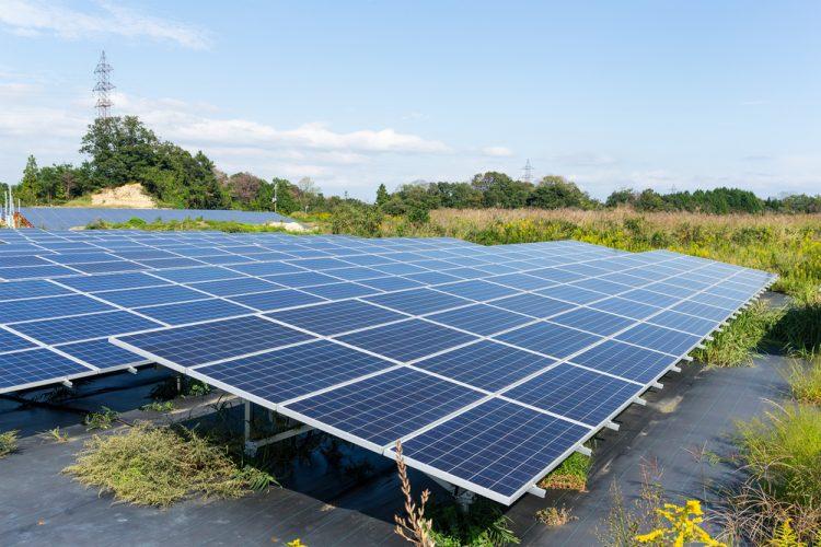 Almacenar energía solar