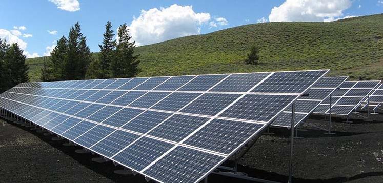 Generación de energía en Chile.