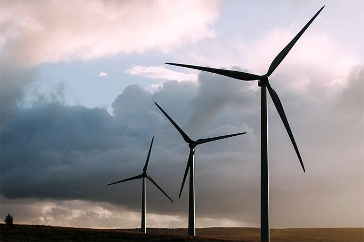 Energía eólica para recuperar el suministro tras un apagón
