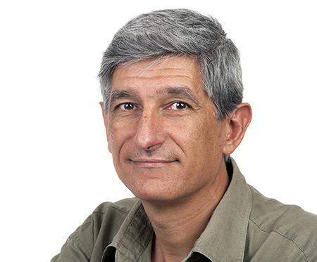 José Luis García Ortega, Responsable Programa Cambio Climático de Greenpeace España.