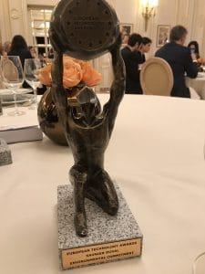 European Technology Award 2019.