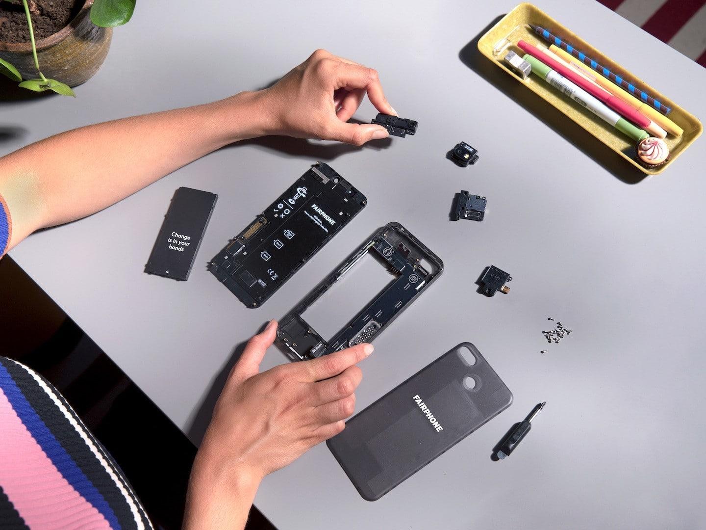 Fairphone, el teléfono más sostenible del mundo
