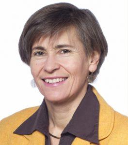 Pierrine Dutronc, analista de La Française. Foto: Asset Standard.