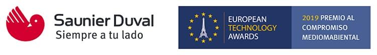 Saunier Duval ha conseguido el European Techology Award, en la categoría de Compromiso Medioambiental.