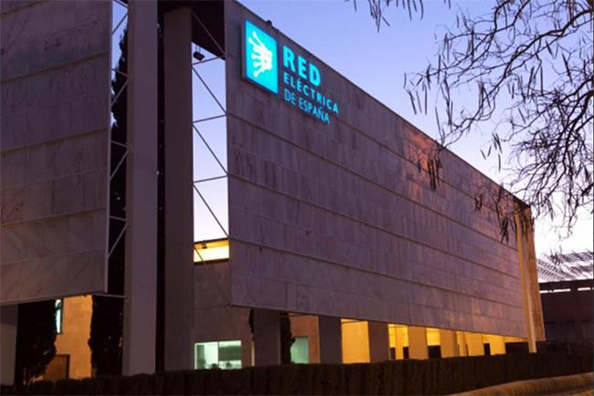Red Eléctrica de España.