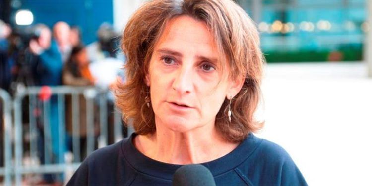 Teresa Ribera, vicepresidenta de Transición Ecológica.