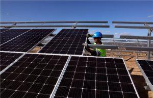 Planta solar Iberdrola