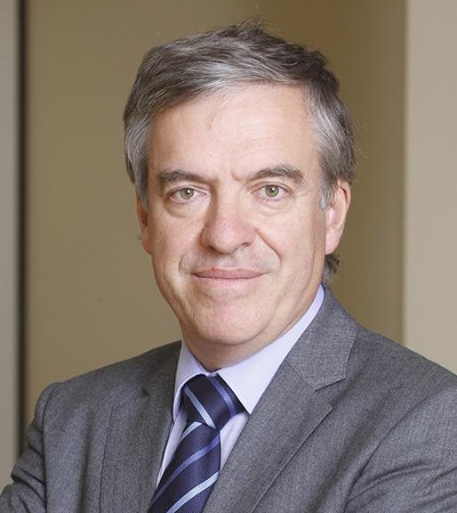 José Donoso, Director General de UNEF.