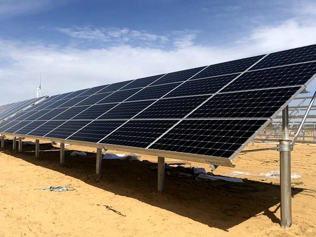 sector fotovoltaico