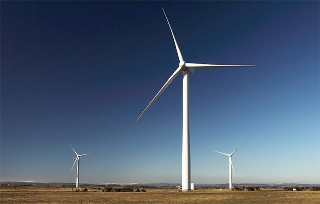 Ponencia ha dado el visto bueno a 9 proyectos de energías renovables, concretamente, de parques eólicos.