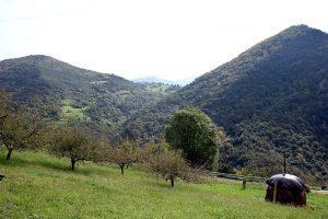 Paisaje cántabro. Peñarubia. Foto: Oficina de Comunicación del Gobierno de Cantabria.