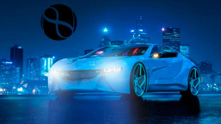 Pi, el vehículo eléctrico propulsado por neutrinos desarrollado por Neutrino Energy Group.