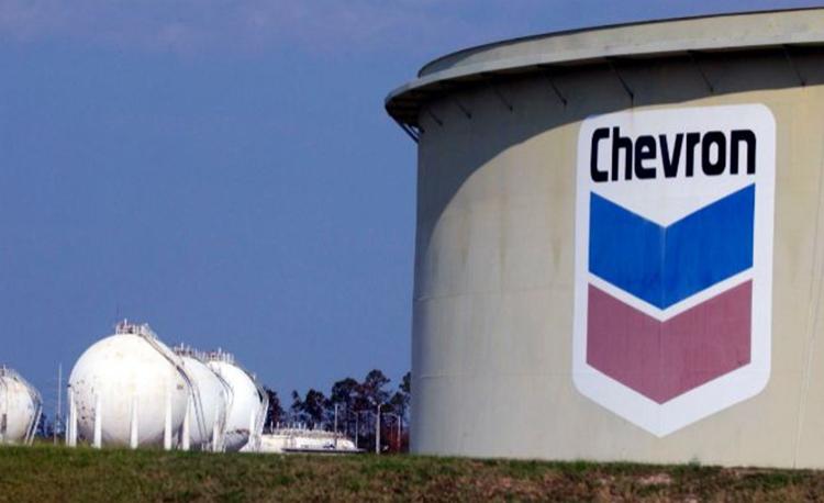 Chevron. Foto: Bloomberg.