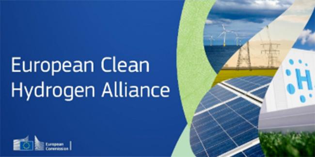 Clean Hidrogen Alliance de la Unión Europea.