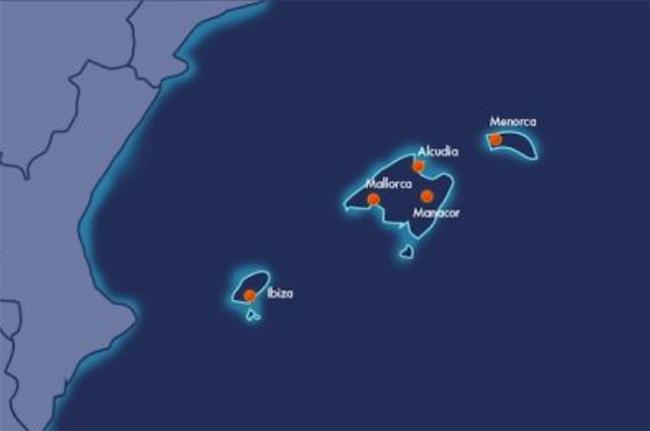 El archipiélago ya tiene conexión energética entre islas y, por tanto, con la península Ibérica y Europa.