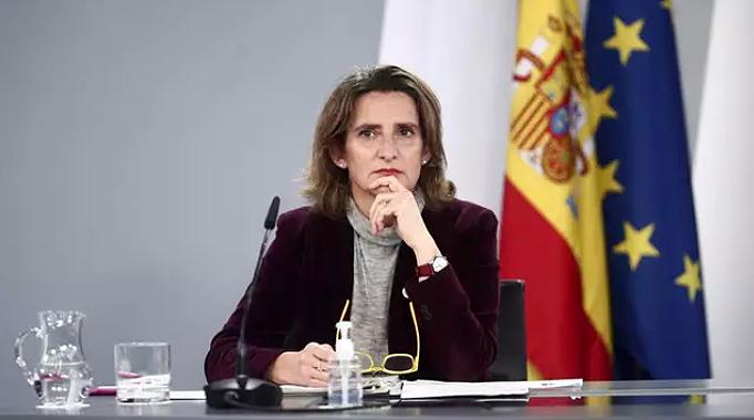 Teresa Ribera, vicepresidenta caurta del Gobierno, y ministra para la Transición Ecológica y el Reto Demográfico. Foto: Europa Press.