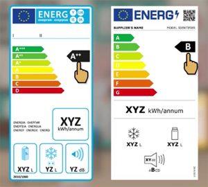La nueva etiqueta energética cambia la escala y la metodología de cálculo de la eficiencia.
