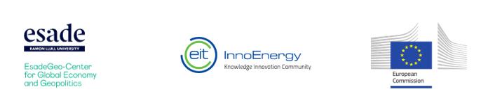 Organizadores de la 9ª edición del Global Annual Energy Meeting.
